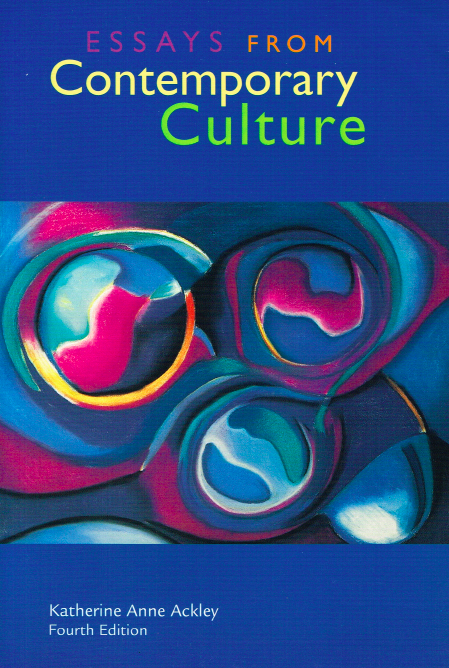 essays from contemporary culture 5th edition online
