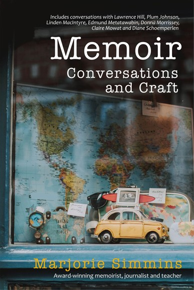 Memoir Conversations and Craft front cover